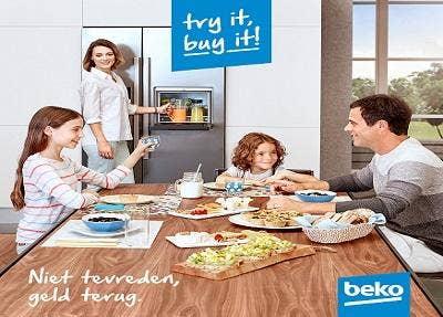 Beko koelkast Try and Buy