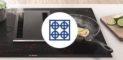 Inbouwservice kookplaat