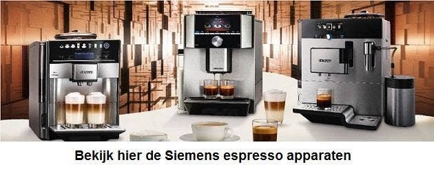 siemens espresso apparaten doorklik