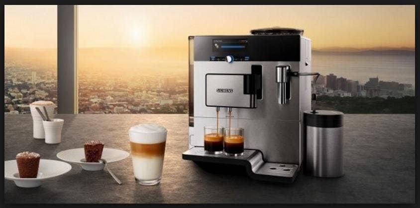 siemens perfecte koffie sfeerbeeld
