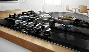 Afbeelding inbouw kookplaten